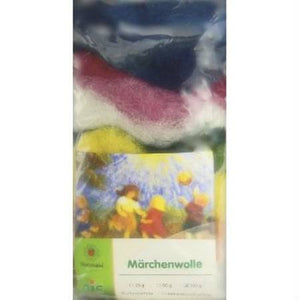 Plant Dyed Wool Fleece Pack