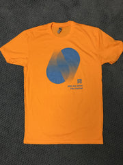 55th AAFF Festival Tee - Orange **Limited Quantity**