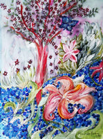 Spring Blossoms Original Painting