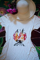 Phoenix Fire White T-Shirt