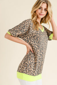BK Brand Leopard and Neon High Lite Trim