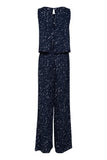 ICHI Flecked Eclipse Jumpsuit