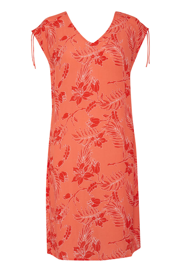 B.young Coral Dress
