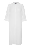 B.young Button-Down Dress (Black or White)