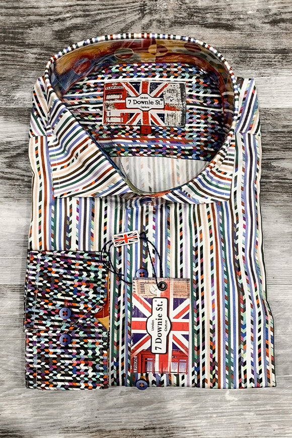 7 Downie St. Multi Shirt