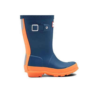 Hunter Original Kids Rain Boot: Lake Blue