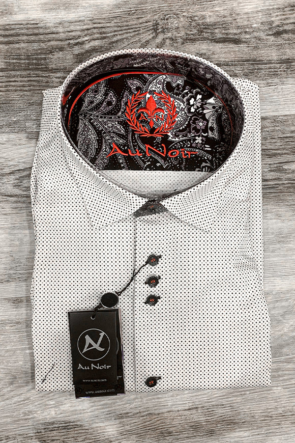 Au Noir Black Royal Nuevelo Shirt