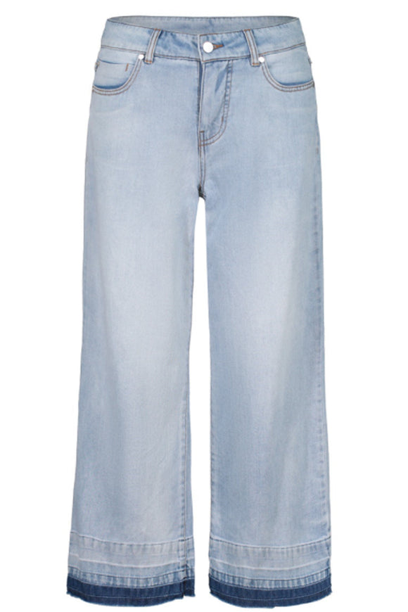 Tribal Jeans Audrey Wide Leg