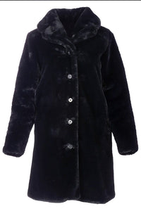 BB Collection Fun Fur Coat