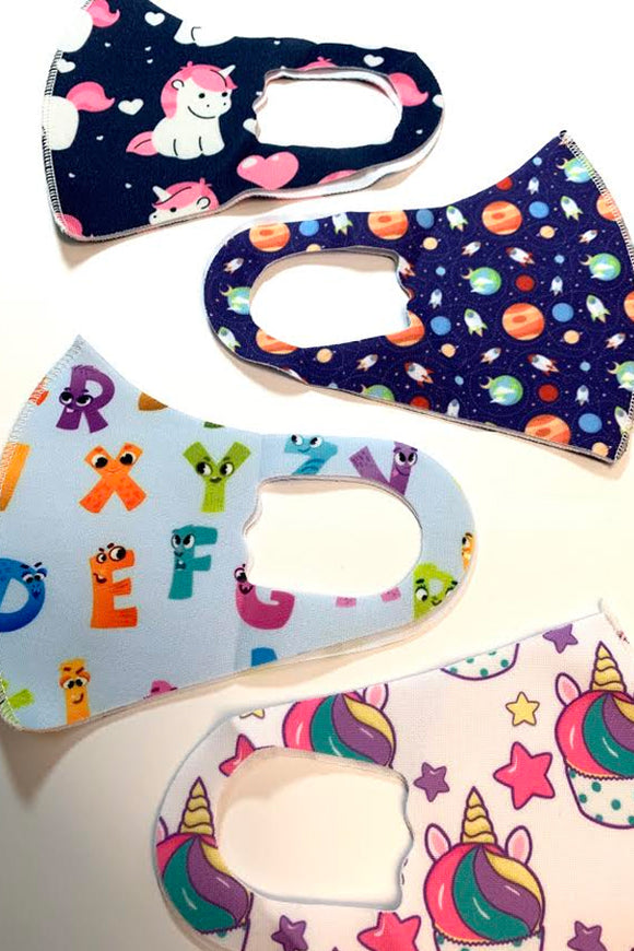 BK Brand Kids Lightweight Masks