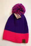 BK Brand Pom Pom Youth Toque