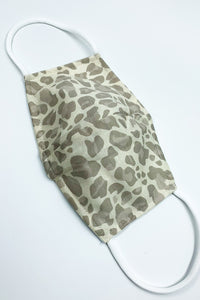 BK Brand Adult Camo Cloth Masks