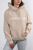 Brunette The Label Country Girl Hoodie
