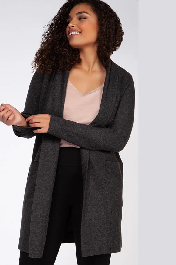 Dex Plus Curvy Knit Cardigan