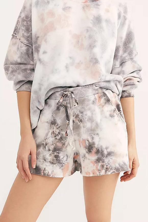 Free People Kelly Washed Shorts