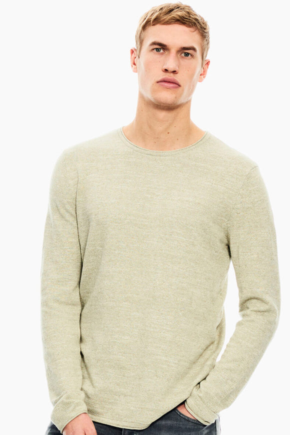 Garcia Olive Long Sleeve