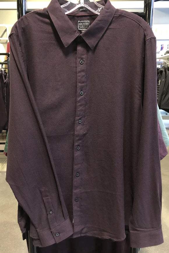 Guess Men's Static Noise Shirt