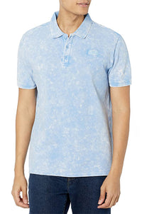 Guess Steel Blue Polo