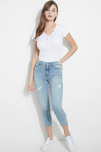 Guess Eco Luxe Jean - 1981 Crop Skinny