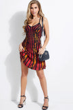 Guess Pleated Viper Dress