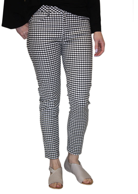 Guess Gingham Marilyn Pant
