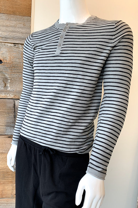HEDGE Striped Long Sleeve