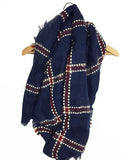 BK Accessories Blanket Scarf