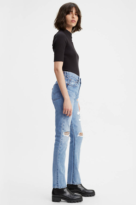 Levi's 501 Original Fit Straight Denim Pant – Athens Crown