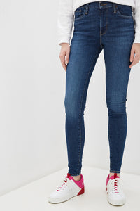 Levi's 720 High Rise Superskinny Echo Storm