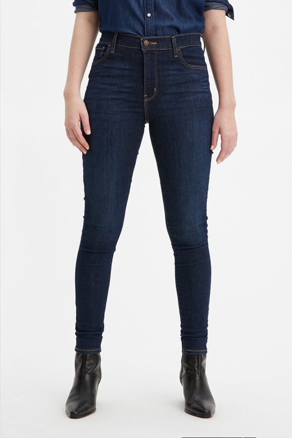Levi's 720 High Rise Superskinny Indigo