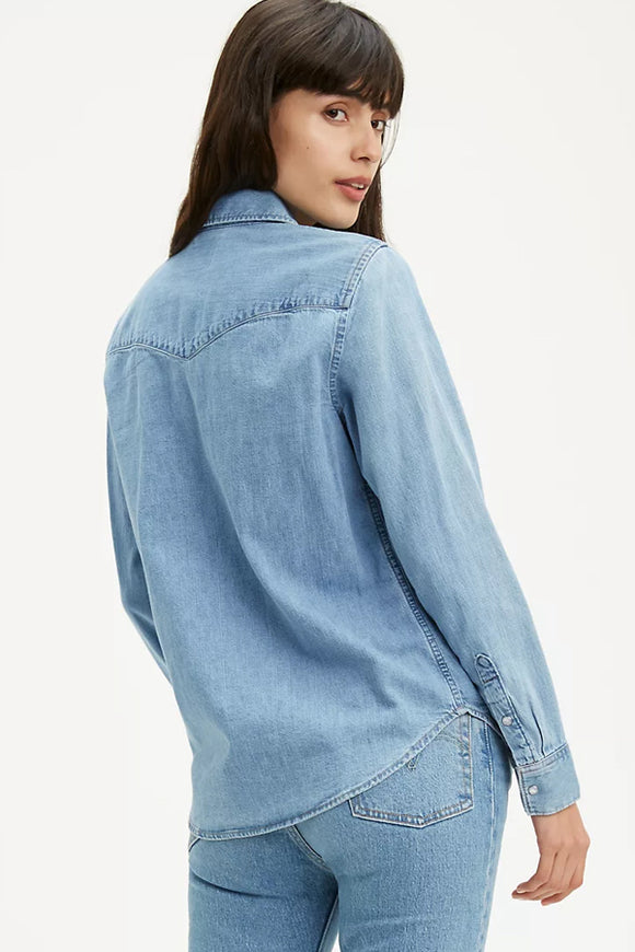 Levi's Essential Western Denim Shirt