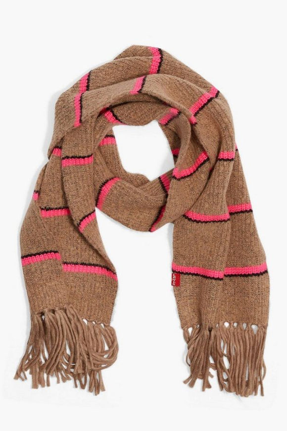 Levi's Striped Scarf - 2 Colours
