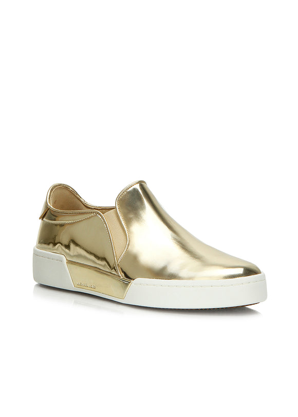 MICHAEL Michael Kors Brenden Metallic Slip On Sneaker