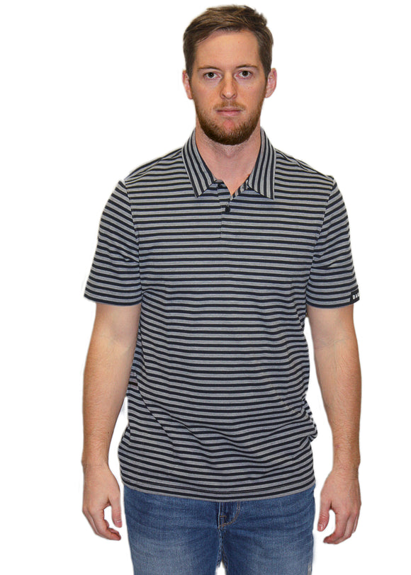 Oakley Athletic Heather Grey Polo
