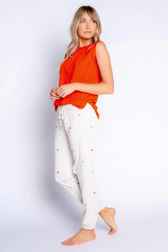PJ Salvage Retro Lounge Pant