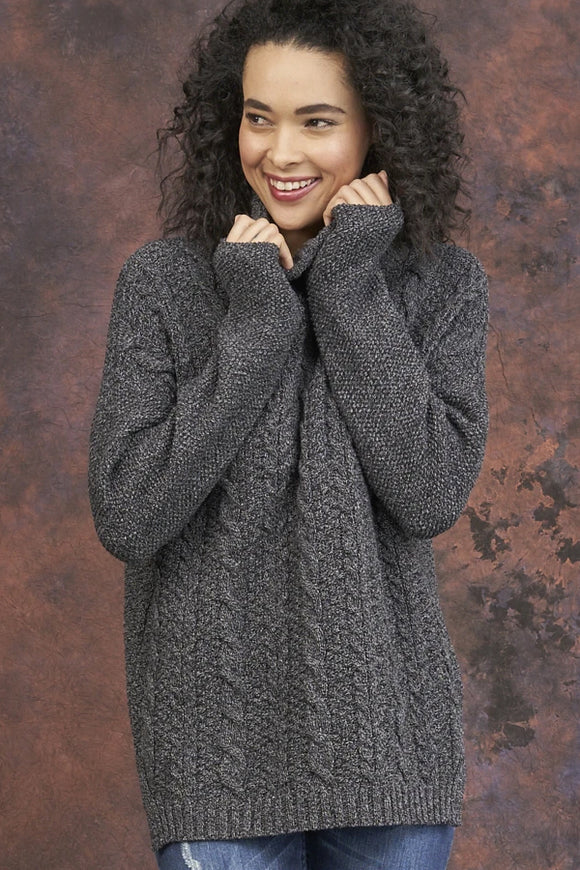 Parkhurst Emily Comfy Turtle Neck Sweater