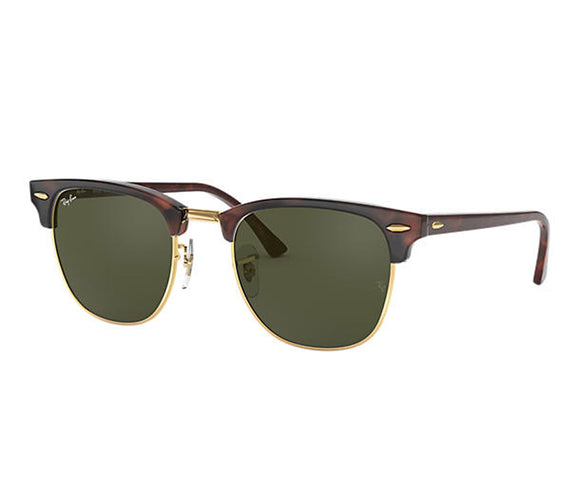 Ray Ban Clubmaster Classic Gloss Tortoise