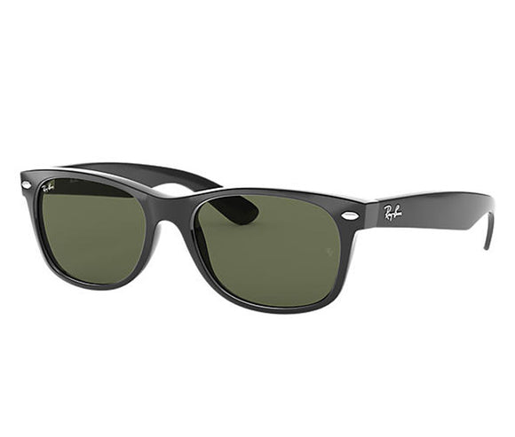 Ray Ban New Wayfarer Gloss Black