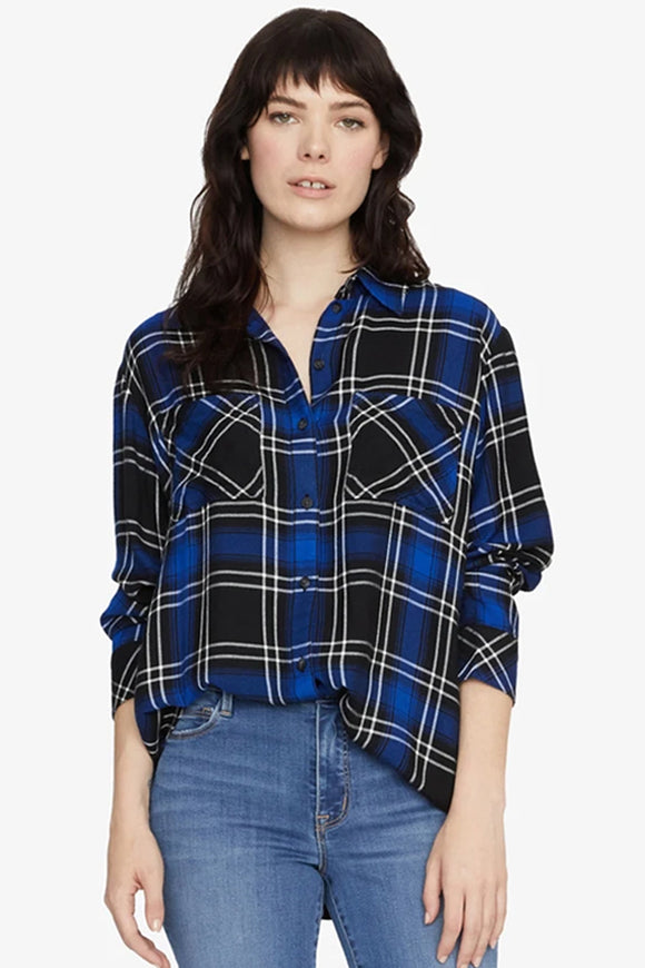 Sanctuary New Generation Boyfriend Blouse