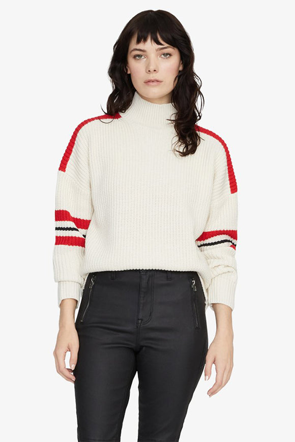 Sanctuary Speedway Sweater Colorblock