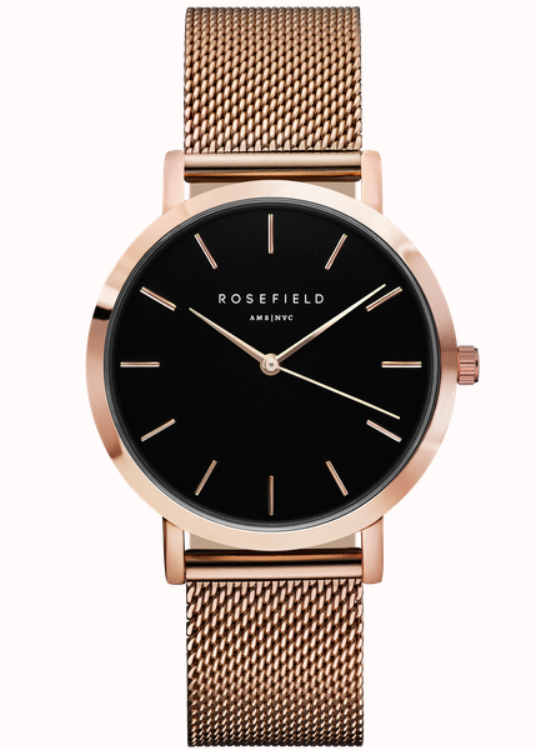 Rosefield The Mercer Rose Gold