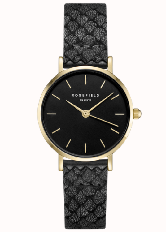 Rosefield The Small Edit Black and Gold
