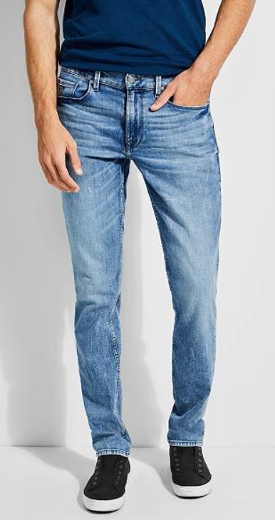 Guess Eco Slim Tapered Jeans