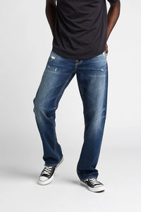Silver Men Grayson Easy Fit Straight Jeans