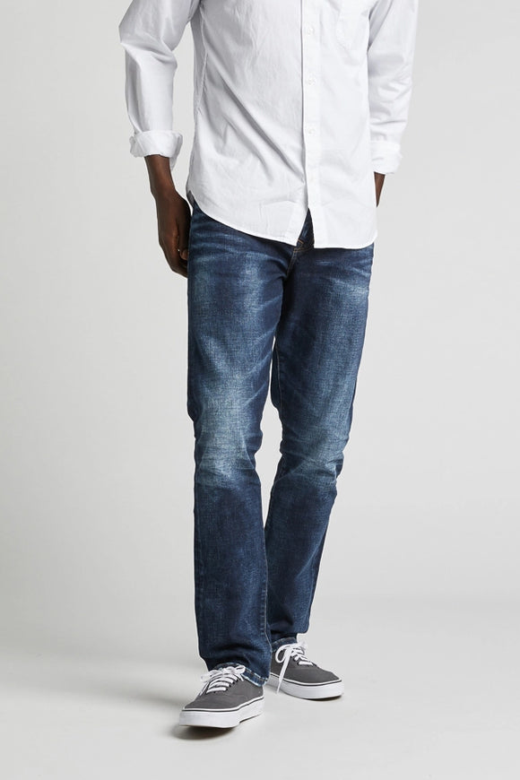 Silver Men Machray Classic Straight Jeans