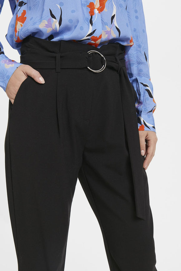 B.young Pant Suiting Danta Belt (Black or Pink)