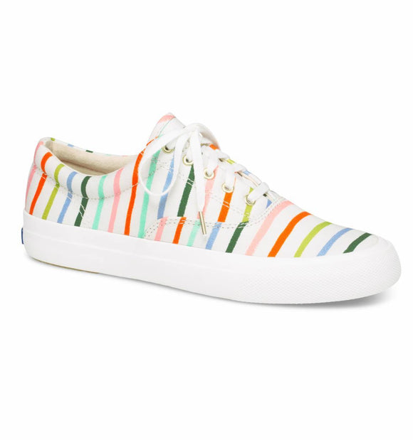 Keds Rifle Paper Co. Anchor Happy Stripe
