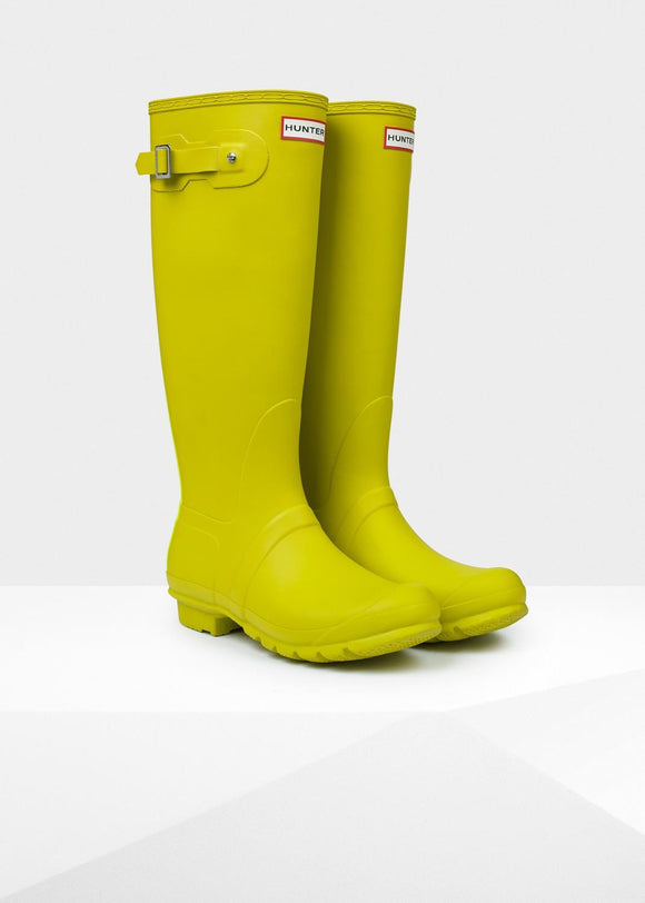 Hunter Original Stripe Wellington Boots