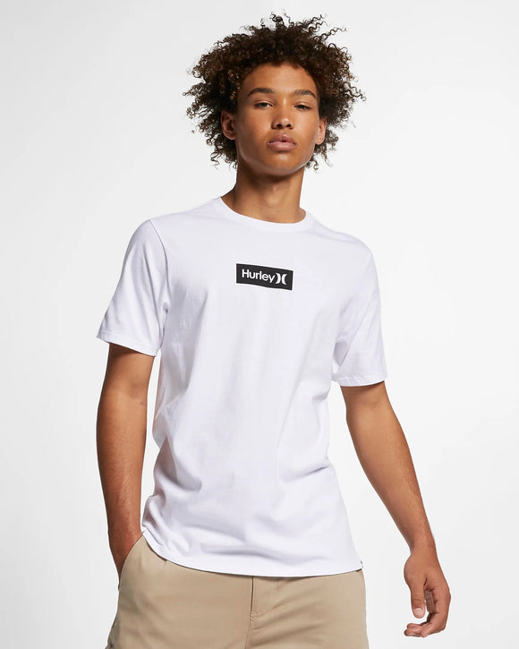 Hurley Premium One and Only Small Box T-Shirt