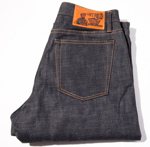 Atlas 15 oz Long Staple Cotton Denim